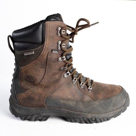 Thorton 8inch Waterproof Hiking Boots